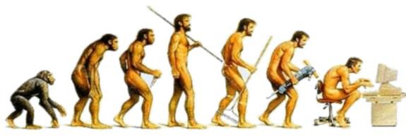 La genialità figlia degli esseri liberi Evoluzione-pc