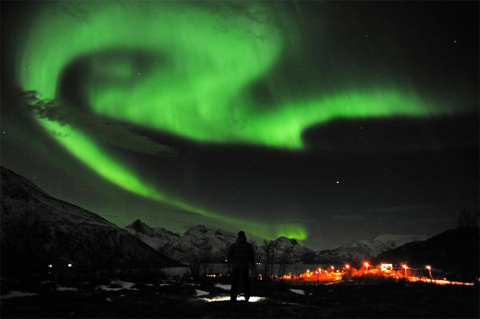 Роскошные пейзажи Норвегии 23northern-light-northern-norway