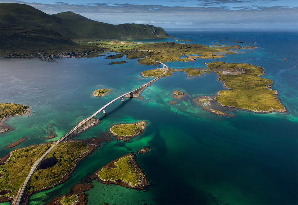 Роскошные пейзажи Норвегии 2arctic-paradise-norway