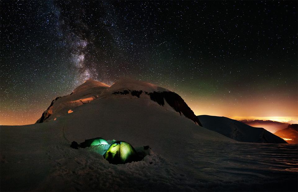 Роскошные пейзажи Норвегии - Страница 2 33under-the-stars