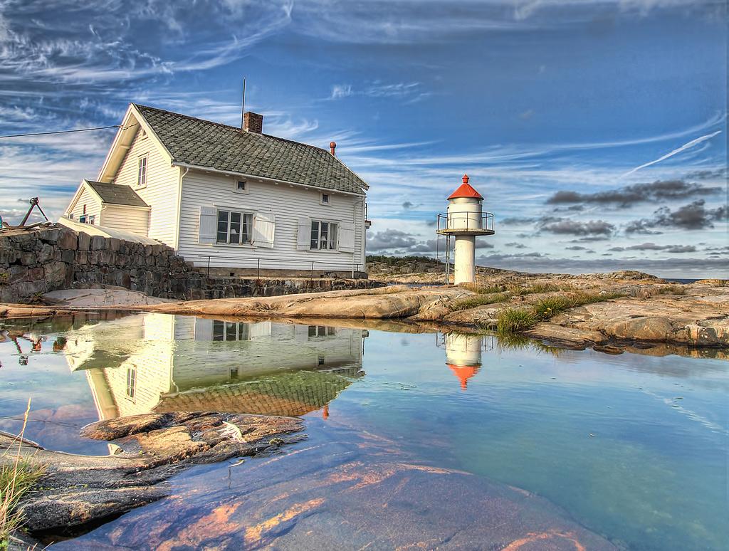 Роскошные пейзажи Норвегии Late