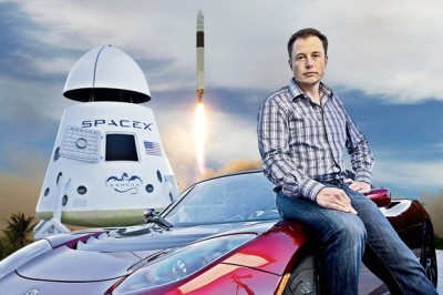 SpaceX Moon Mission IS OVER! NASA Suspends Contract after Recent MUSK-BEZOS Spat on Twitter! Elon-Musk-Tesla-Space-X