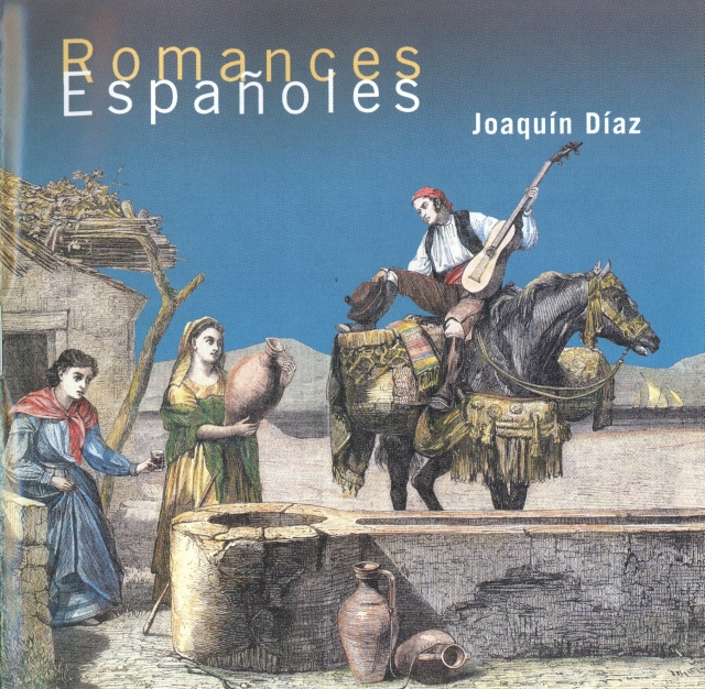 Joaquin Diaz 2002-romances-espac3b1oles