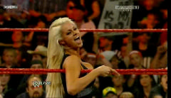 Maryse vs Ashley . Maryse
