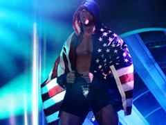 Kurt à la conquête du NWF Championship ! Entrance008