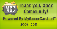 [Xbox 360] Recensement des gamertag Legollum74