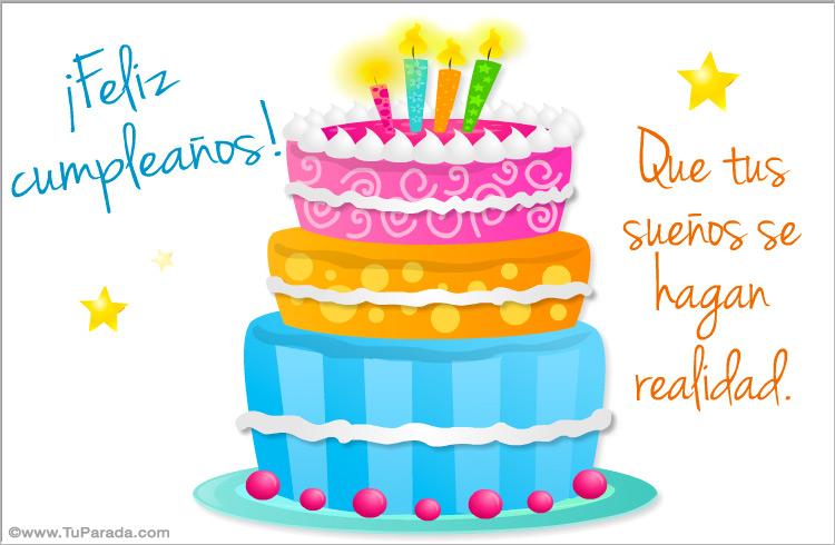 #CUMPLEAÑOS FELIZ#CUMPLEAÑOS FELIZ# TE DESEAMOS A TI# - Página 38 25374-6-postal-de-cumpleanos-con-torta-pastel