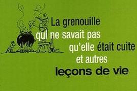Première interview du nouveau ministre Grenouille-cuite