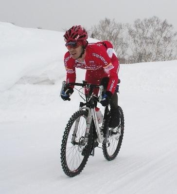 Faire du vélo par grand froid. Bon-roulage-hivernal