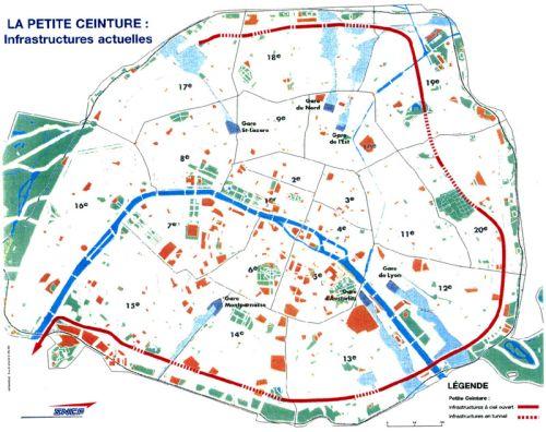Petite ceinture de Paris, une future piste cyclable ? Pc2000