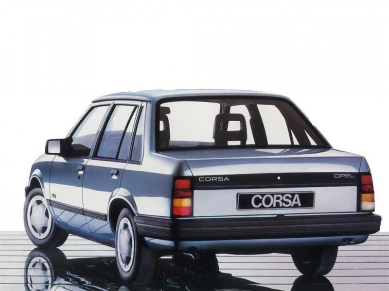 avvistamenti auto storiche - Pagina 3 Opel-Corsa-A-Sedan-1985-Photo-01-800x600