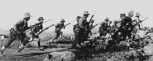 armée australienne Front-est14
