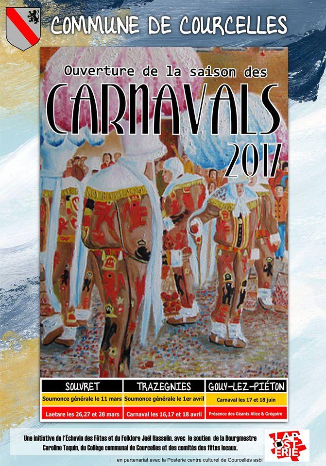 CARNAVAL - Dimanche 16 avril au mardi 18 avril 2017 carnaval à  TRAZEGNIES  Carnaval-de-trazegnies-de-la-commune-de-courcelles-2017-belgique