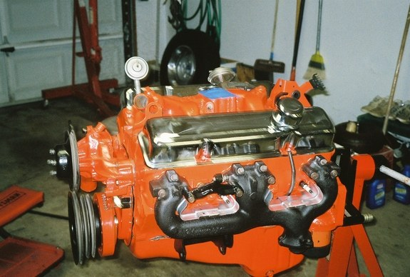 Correct engine color. 24649040051_large