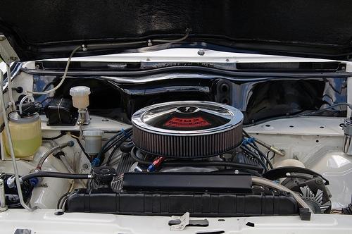 HISTORIQUE  du Small Block Chevrolet, la base moteur V8 la plus construite au monde 32214051625_large