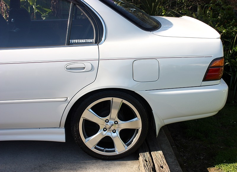 What wheels have you had on your corolla? 32469774021_large