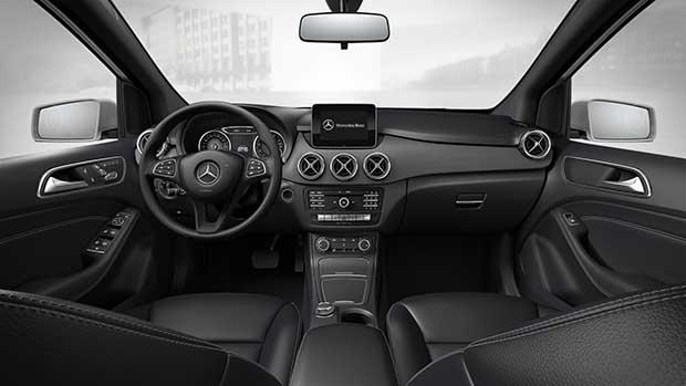 (W246): Novo Mercedes-Benz Classe B chega ao Brasil por R$128.900 Classeb3