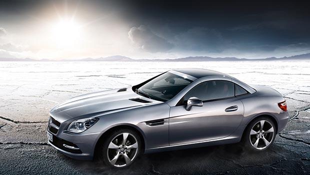 Mercedes SLK 300 de 245 cv e nove marchas chega ao Brasil por R$ 254,9 mil Slk2