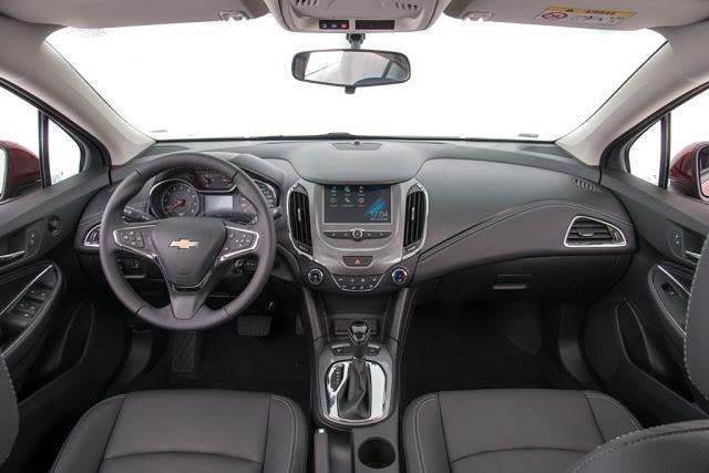 Novo Chevrolet Cruze Sport6 2018  Novo-Cruze-2018-hatch-7