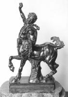 Le centaure, une créature fabuleuse à Versailles  X200_23501_ov022710.001
