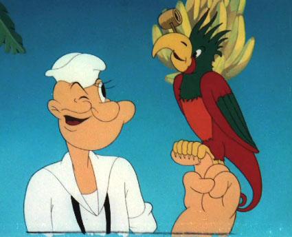 Présentation de l'Affreux Popeye-parrot-425