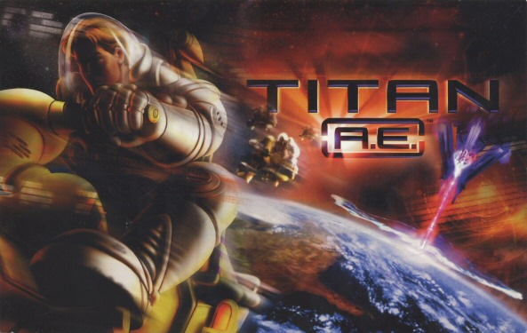 Titan A.E. [20th Animation - 2000] TitanAE2