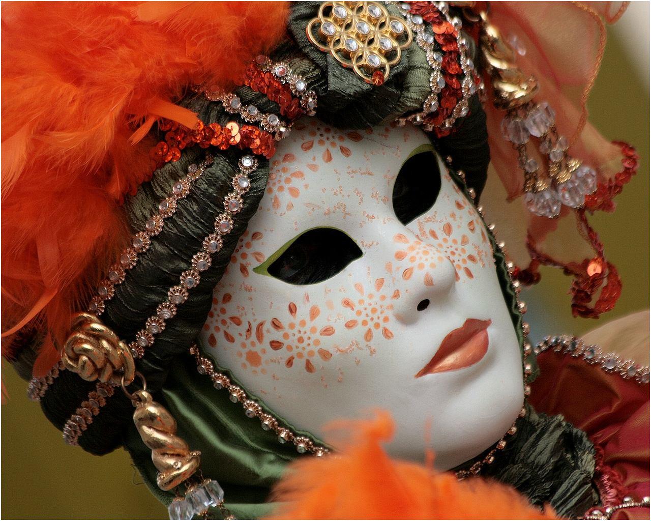 [Jeu] Association d'images - Page 10 Masques-venitiens