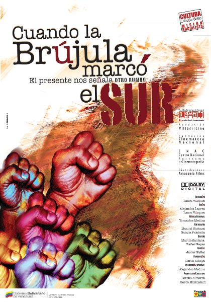 Cuando la Brújula marcó el Sur: La historia de Venezuela desde la perspectiva de la lucha del pueblo.  CUANDO%20LA%20BRUJULA%20MARCO%20EL%20SUR2