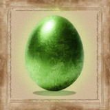 ห้องนอนพักผ่อนของกษัตริย์วันยาร์ Gift_egg_green