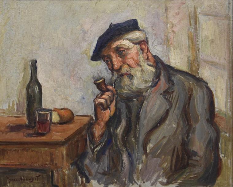 Un bon repas : trois mets et un bon tabac (3 mai) 357