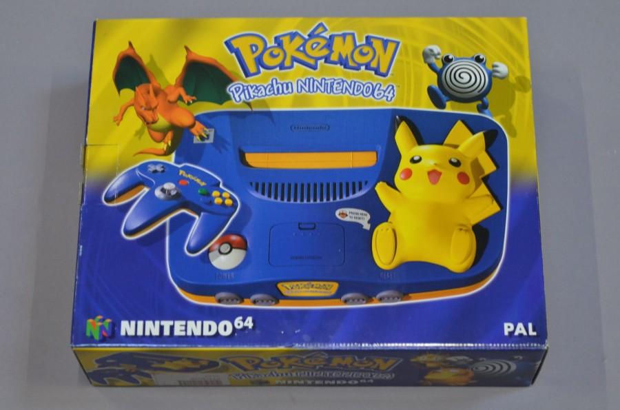 [EST] - N64 Pokemon neuve 466