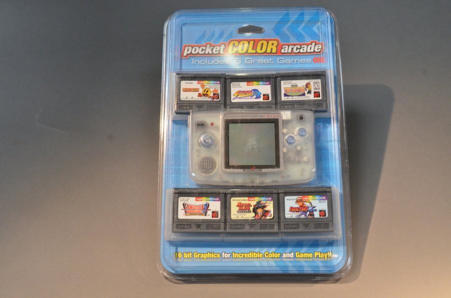 Contrefaçons NeoGeo Pocket ? 521