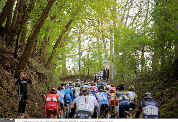 54th De Brabantse Pijl - La Flecha de Brabante 2014 Bos