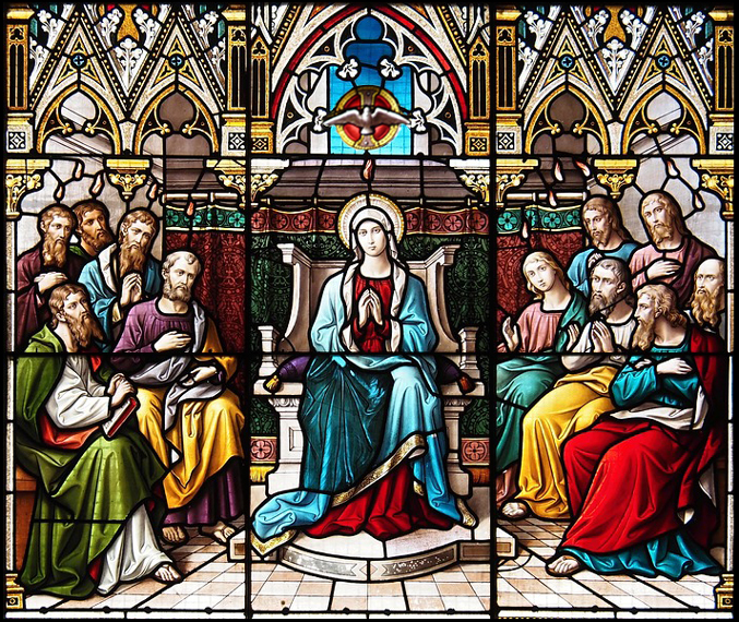 PENTECOST SUNDAY - On Preparing the Soul for the Holy Ghost Index%20Pentecost