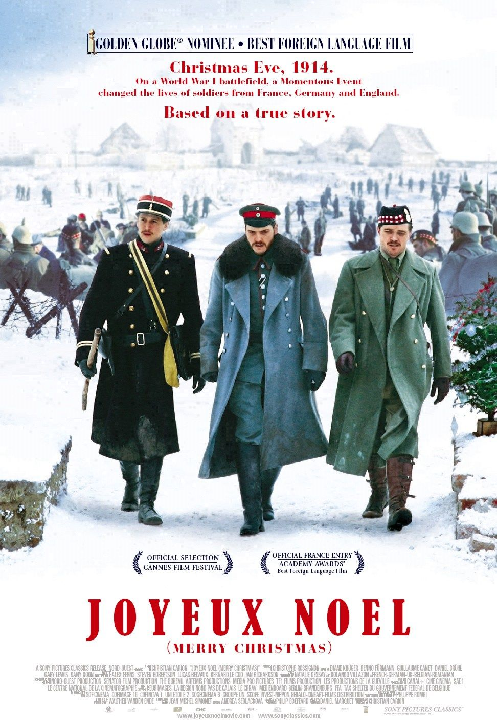 LVII Series & Movies DB - Página 4 Joyeux-Noel