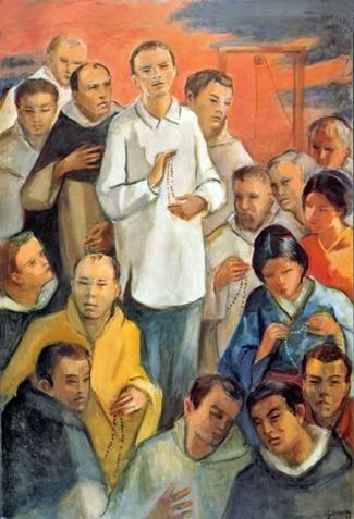 28 septembre Saint Laurent Ruiz et ses 15 compagnons Img-Dominican-Martyrs-of-Japan