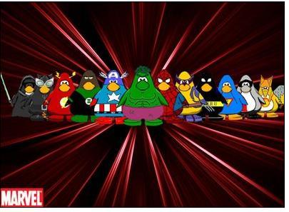 The Avengers FanArts - Página 7 Marvel