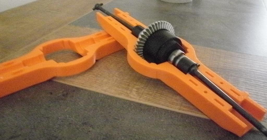 construction XERION echelle 1/8em R/C P1210009