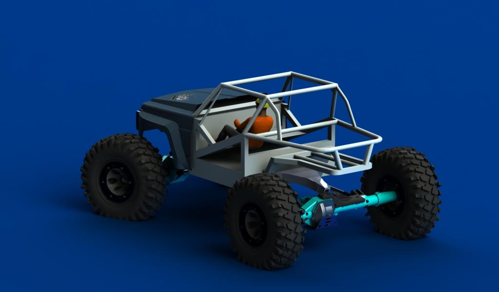 CONCEPTION 3D et IMPRESSION 3D (machine PRO) - Page 2 Carro-avant-patrol2