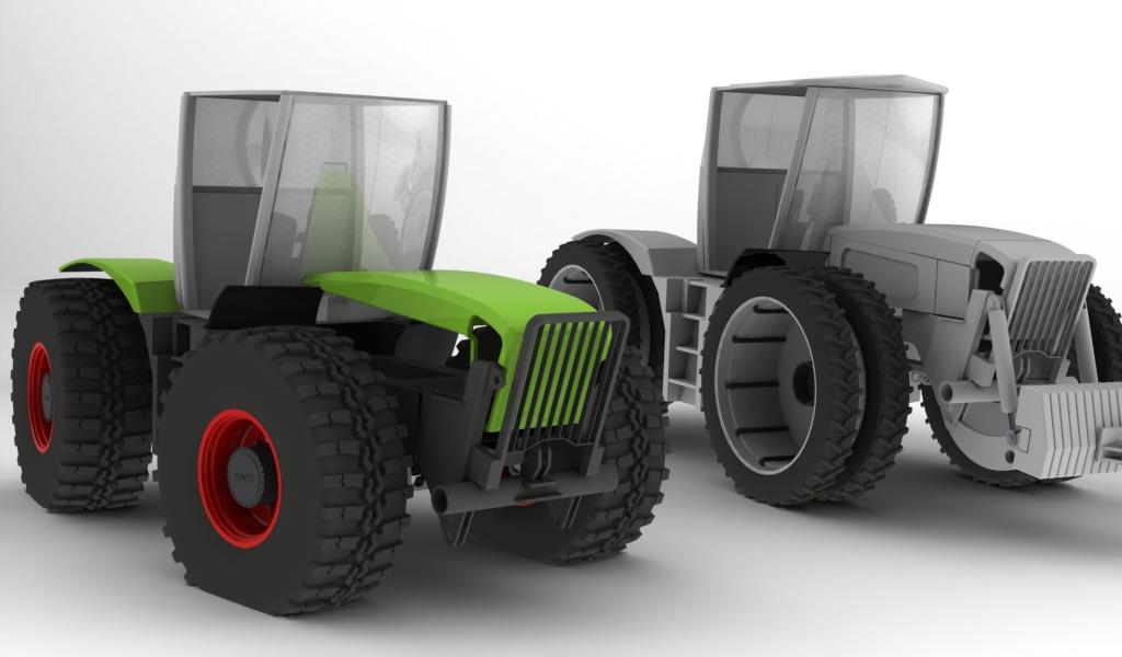 construction XERION echelle 1/8em R/C Comparatif-xerion-avec-roues