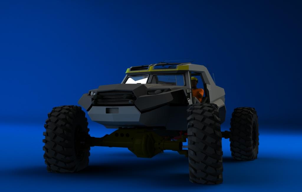personnaliser son wraith - Page 10 Jeep-militaire-futur1
