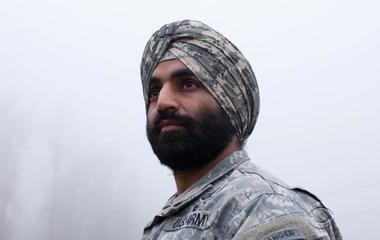 Sikhs to be allowed to wear beards, turbans in Army uniform 0513endahlersikhcaptian1063167640x360