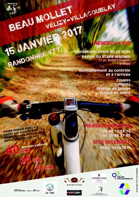 [15 Janvier 2017] Le Beau Mollet Bm2017