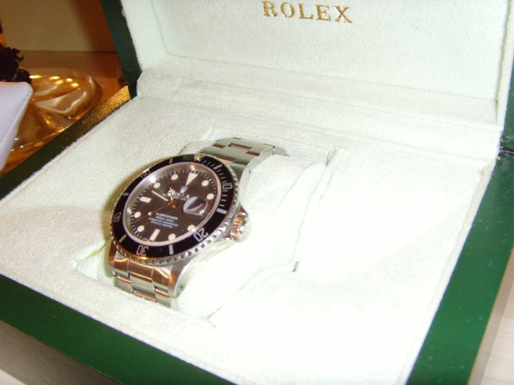 La revue de ma petite dernière - Rolex inside - Page 2 Image679