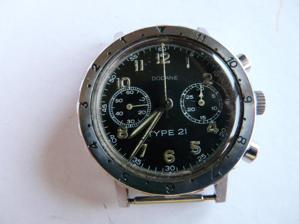 flieger - montres de pilote type 20 ... et .. autre militaire .. - Page 5 Image7917