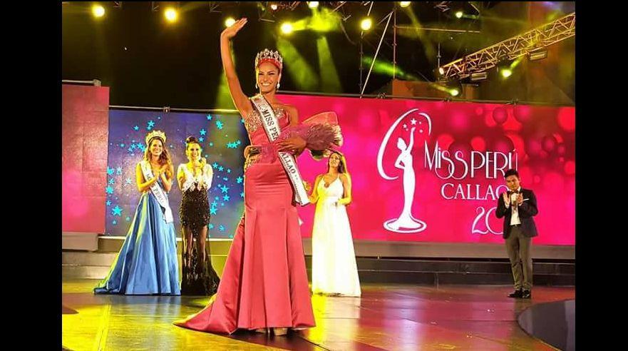 Miss Callao: Romina Lozano ganó la final del certamen 1604804