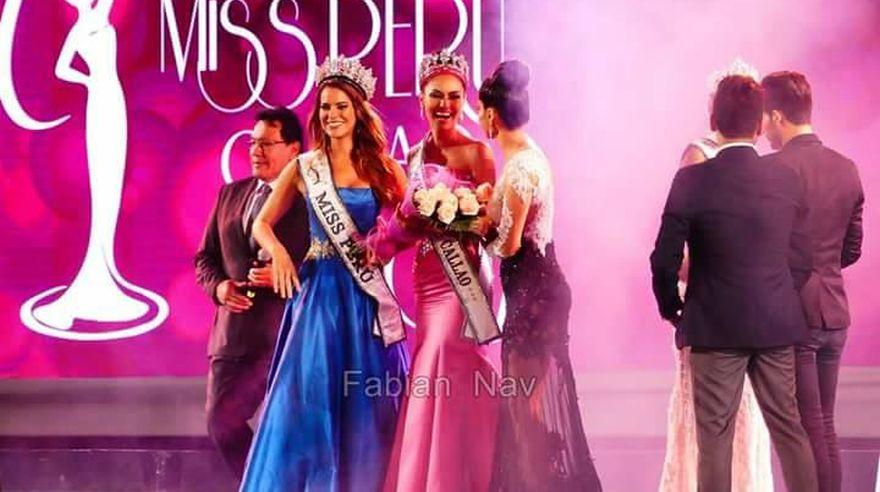 Miss Callao: Romina Lozano ganó la final del certamen 1604805