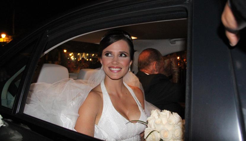 Maju en su boda 443970