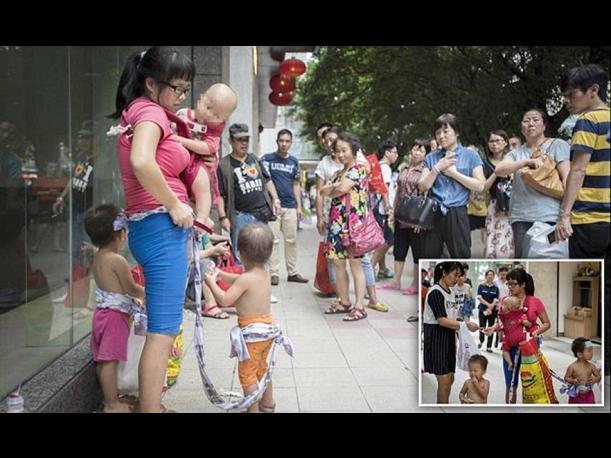 Liberada una menor vendida por su familia por 4.000 euros China
