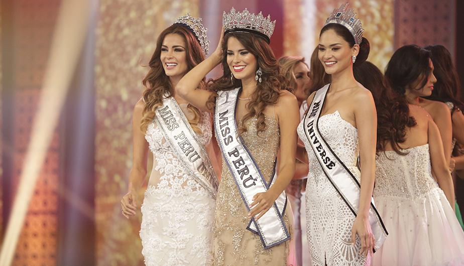 P-Group of 65th Miss Universe Miss-peru-2016